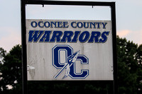 Oconee Warriors Football 2015