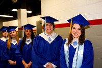 Oconee High Graduation 2016