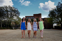 Panhellenic Council & Gamma Chi Photo Session