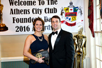 Athens City Club Founder's Day 2016