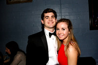 Theta Winter Formal at Live Wired