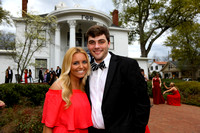 Gamma Phi Beta Crescent Ball Formal Presentation 2016