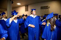 Oconee County High Graduation 2017 by Blane Marable Photography