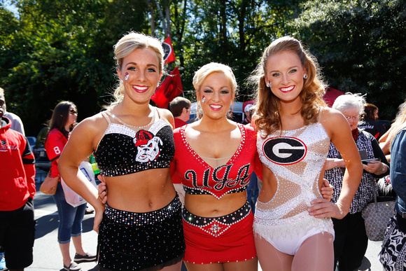 georgia vs Vandy - Homecoming 2014