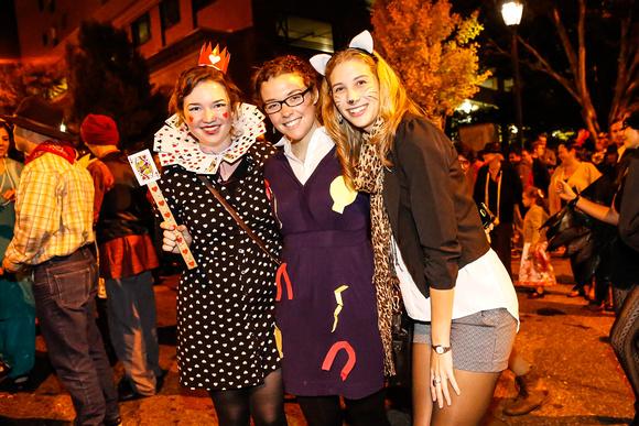 wild rumpus parade halloween 2014 athens ga