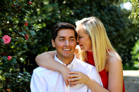 Thomas and Caitlyn's Engagement & Graduation Photos