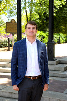 Clay's Senior Photos - UGA 2018